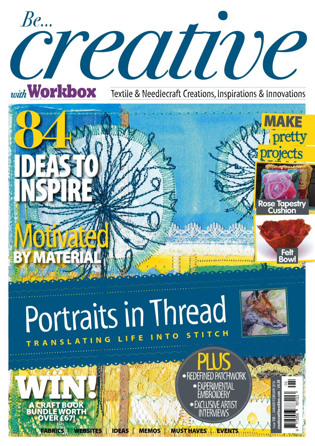 Be Creative Workbox 153 by Perua4 - issuu