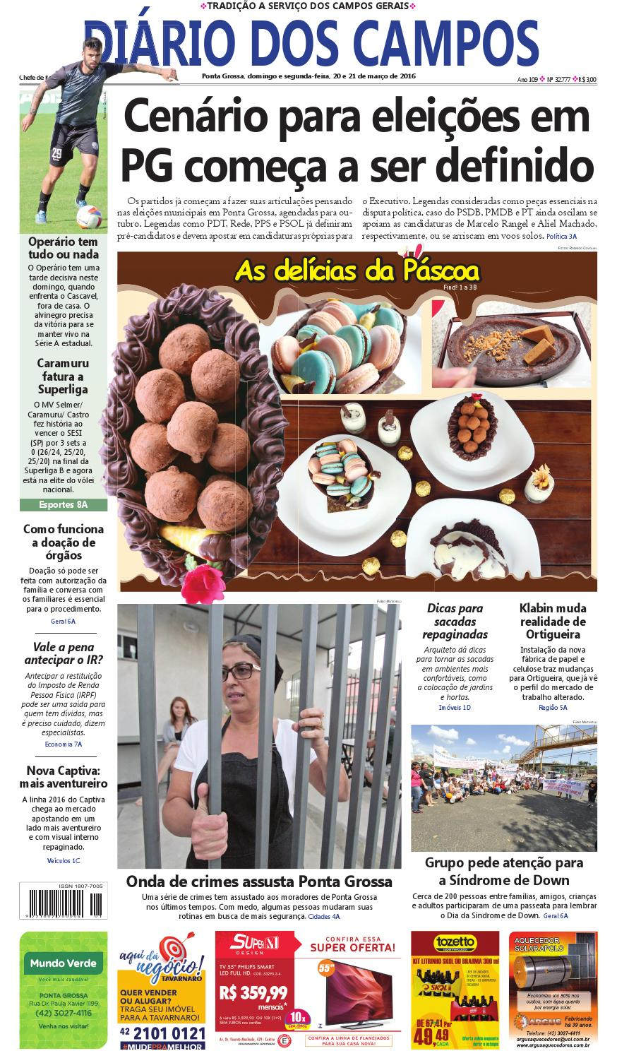 9f1c9dd171 Ed32777 by Diário dos Campos - issuu