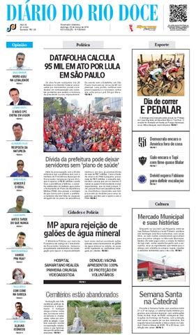 4e0825d74df Diário do Rio Doce - Edição de 20 03 2016 by Diário do Rio Doce - issuu