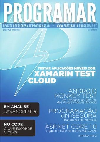 ed0ad64d2d14 Revista programar 52ª Edição - Março 2016 by Thiago Philipp - issuu
