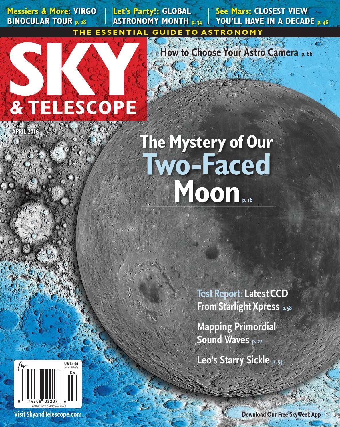 Sky And Telescope 2016 4 By Adolfojorge Issuu Hyperstart Dual Battery Isolator Wiring