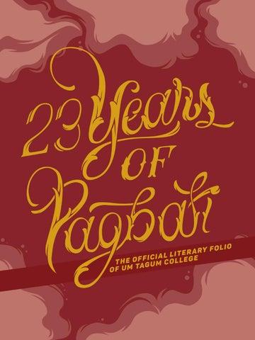 Pagbati Year 23 by Traitor Fork issuu