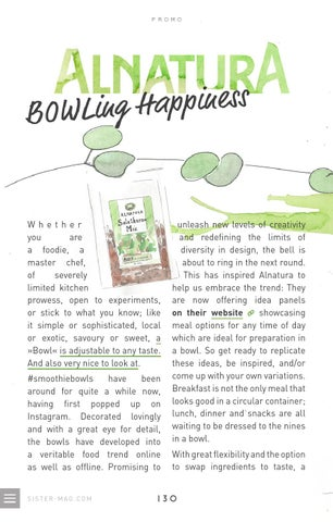 Page 130 of Alnatura BOWLing Happiness