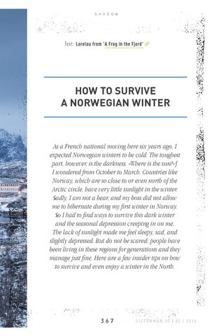 Page 367 of How to Survive a Norwegian Winter