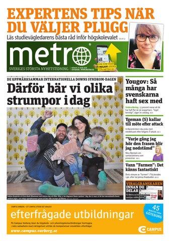 Snabb stamma for uppvaktad metro