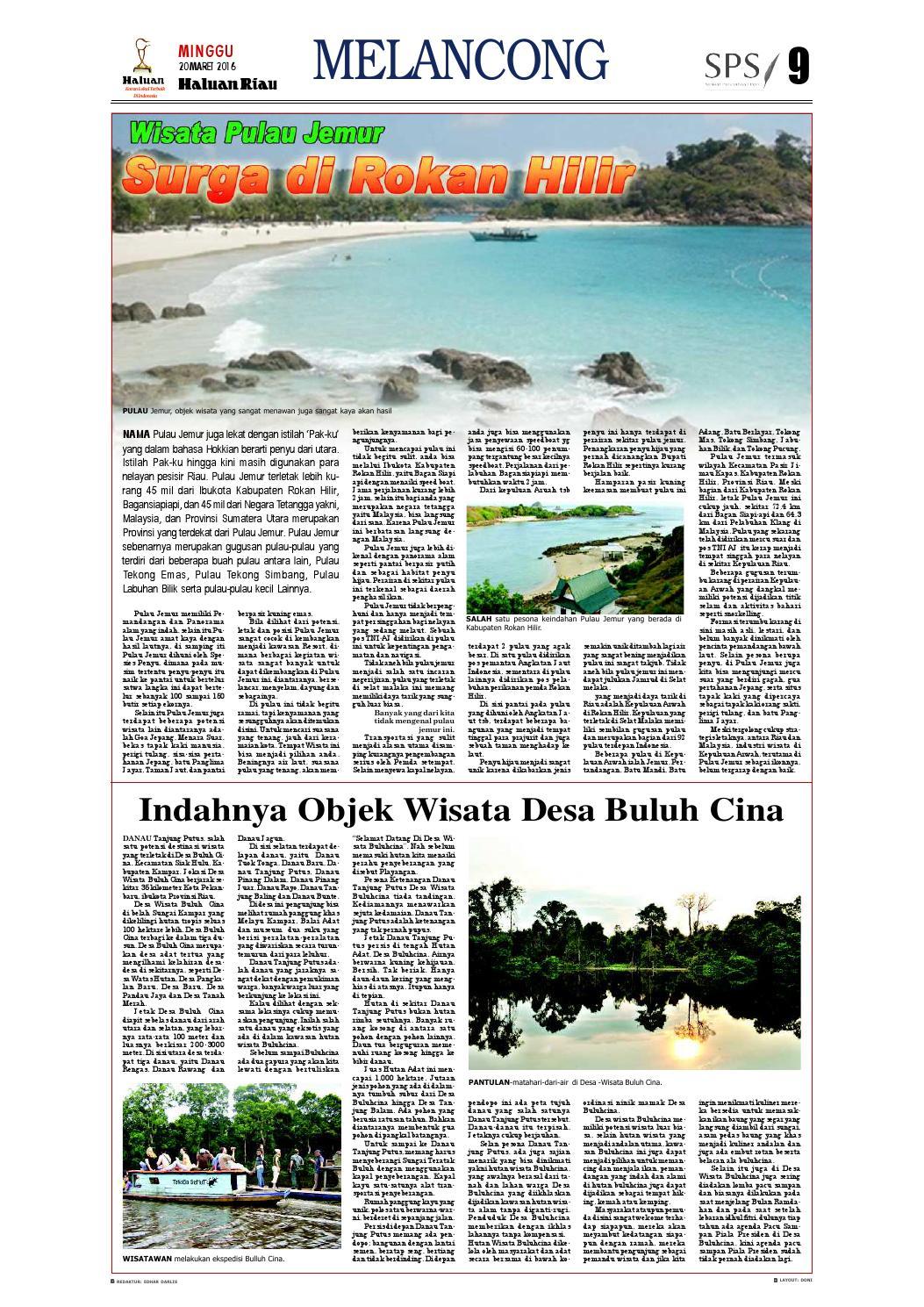Haluanriau 2016 03 20 By Haluan Riau Issuu
