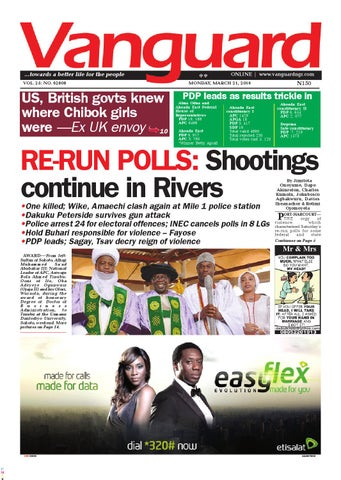 f1ccdb4efcf RE-RUN POLLS  Shootings continues in Rivers by Vanguard Media ...
