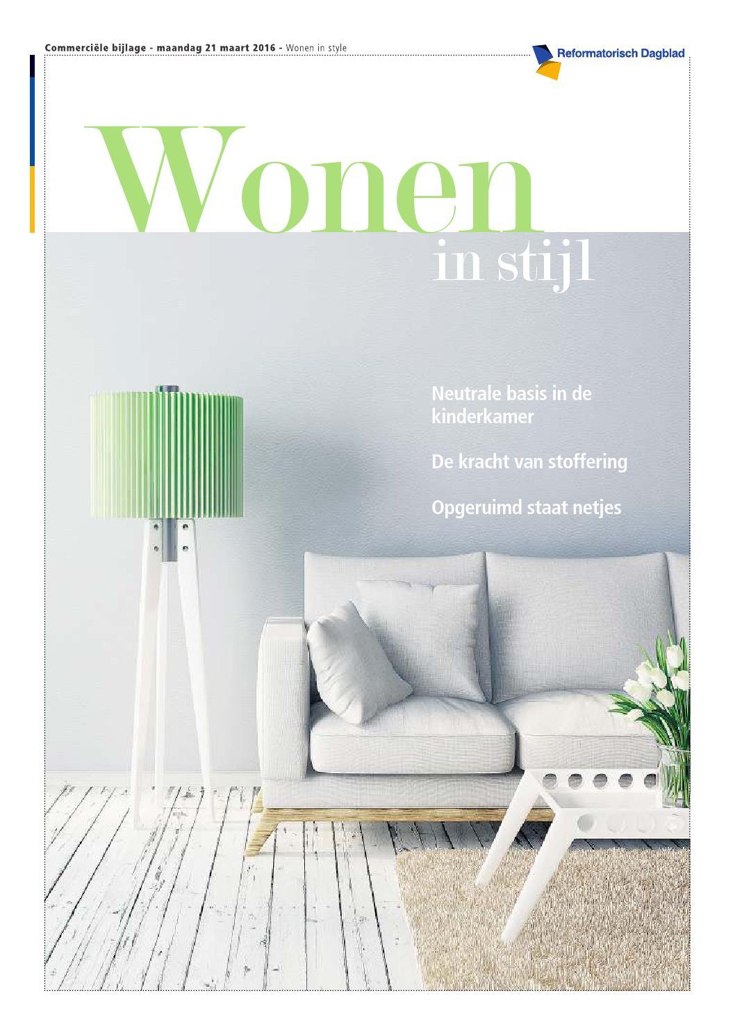 Wonen In Style West Nederland By Erdee Media Groep Issuu