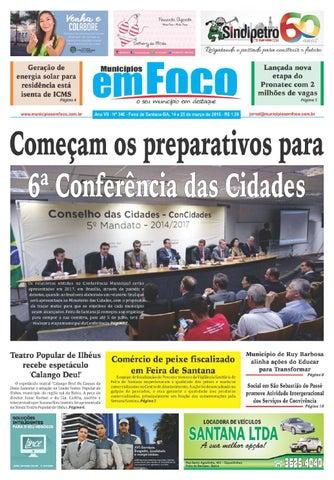 9a97f830a8 Jornal municípios em foco – edição nº 346 by Jornal Municípios em ...
