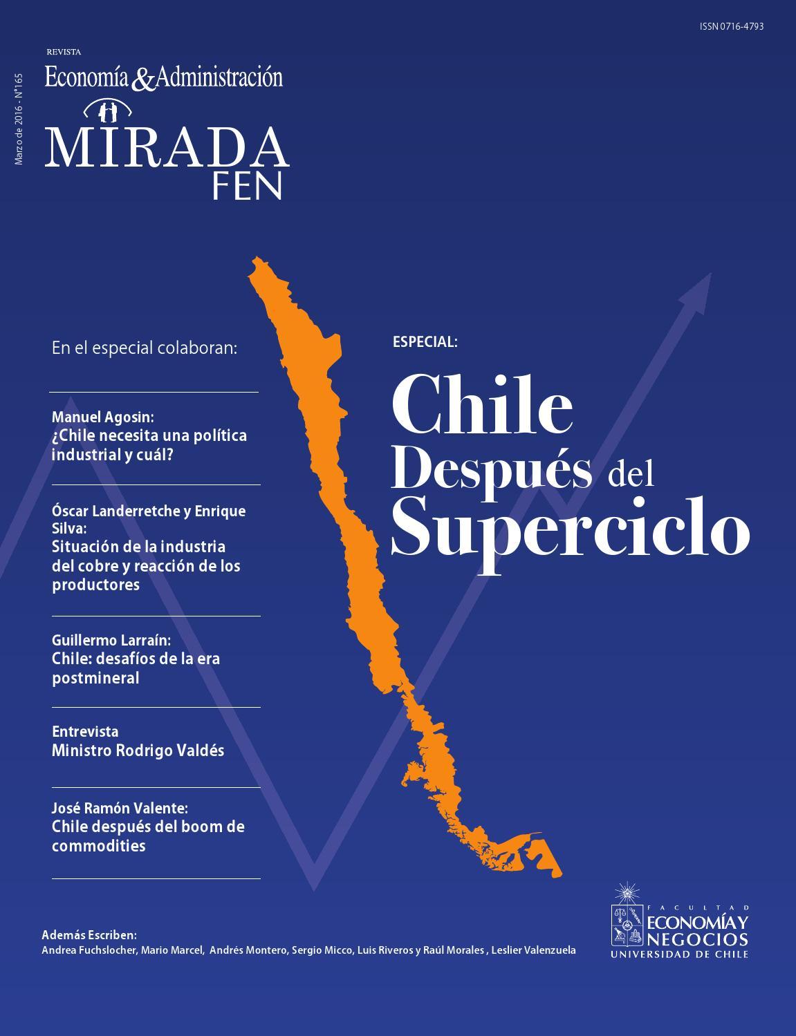 Mirada FEN - Revista Economía & Administración - FEN UCHILE by ...