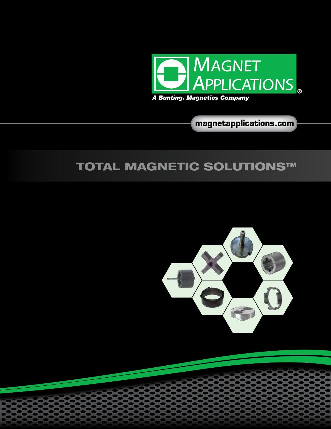 Magnet Applications, Inc  by Bunting Magnetics Co  - issuu