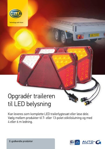 Moderigtigt Auto G trailer aktion by Trykpartner - issuu AJ55