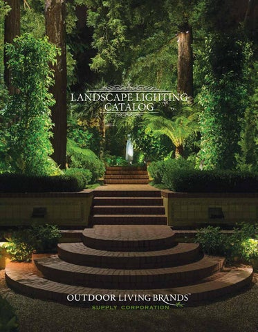 2016 landscape lighting catalog by outdoor living brands issuu outdoor lighting perspectives is the worlds most trusted architectural and landscape lighting company outdoor lighting is all we do from consultation aloadofball Image collections