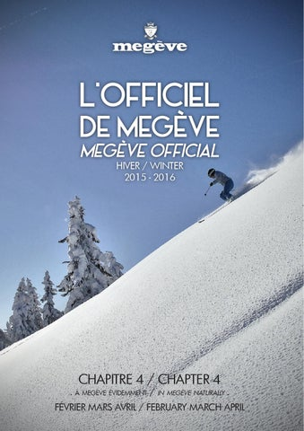 LOfficiel De Megve Fv Avr By Officiel