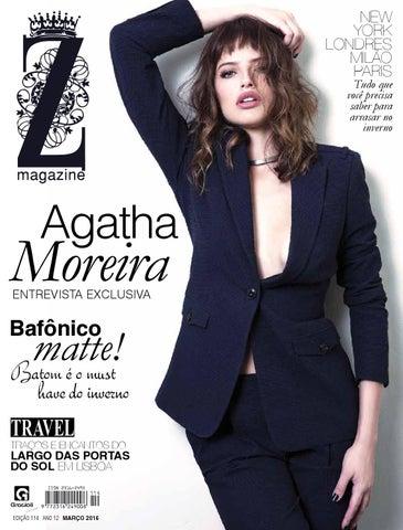 d3c284b7c Z Magazine - edição 114 - março 2016 by Z Magazine - issuu