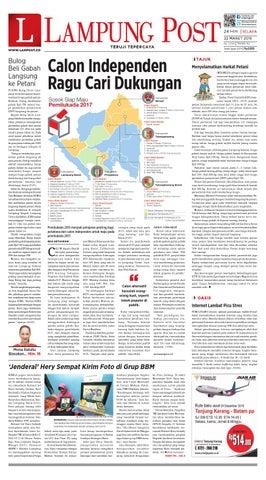 Lampung Post Selasa 22 Maret 2016 By Lampung Post Issuu