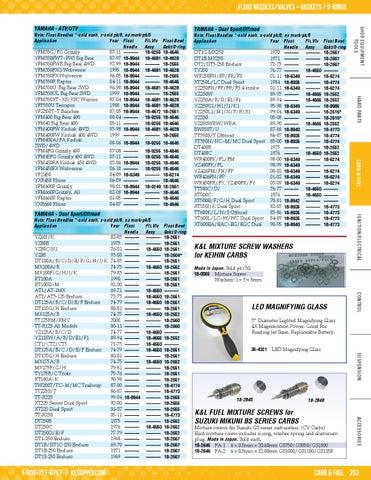2016 K&L Supply Product Catalog