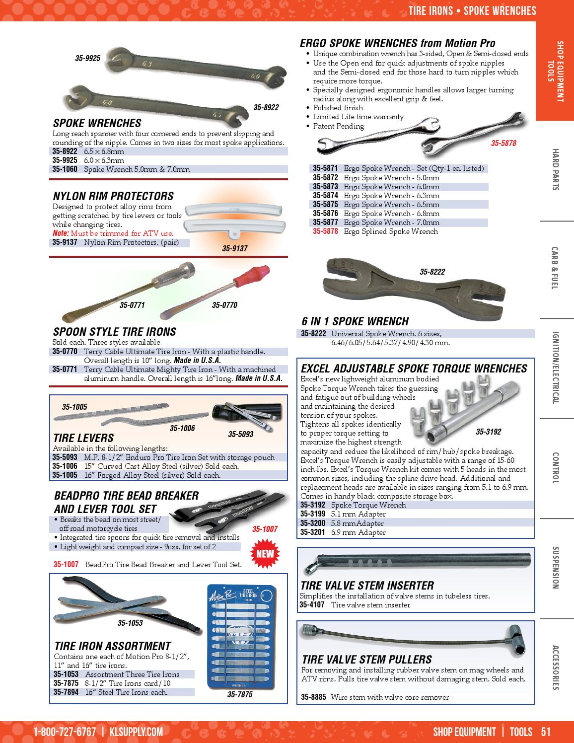 K/&L Supply Nylon Rim Savers 35-9137