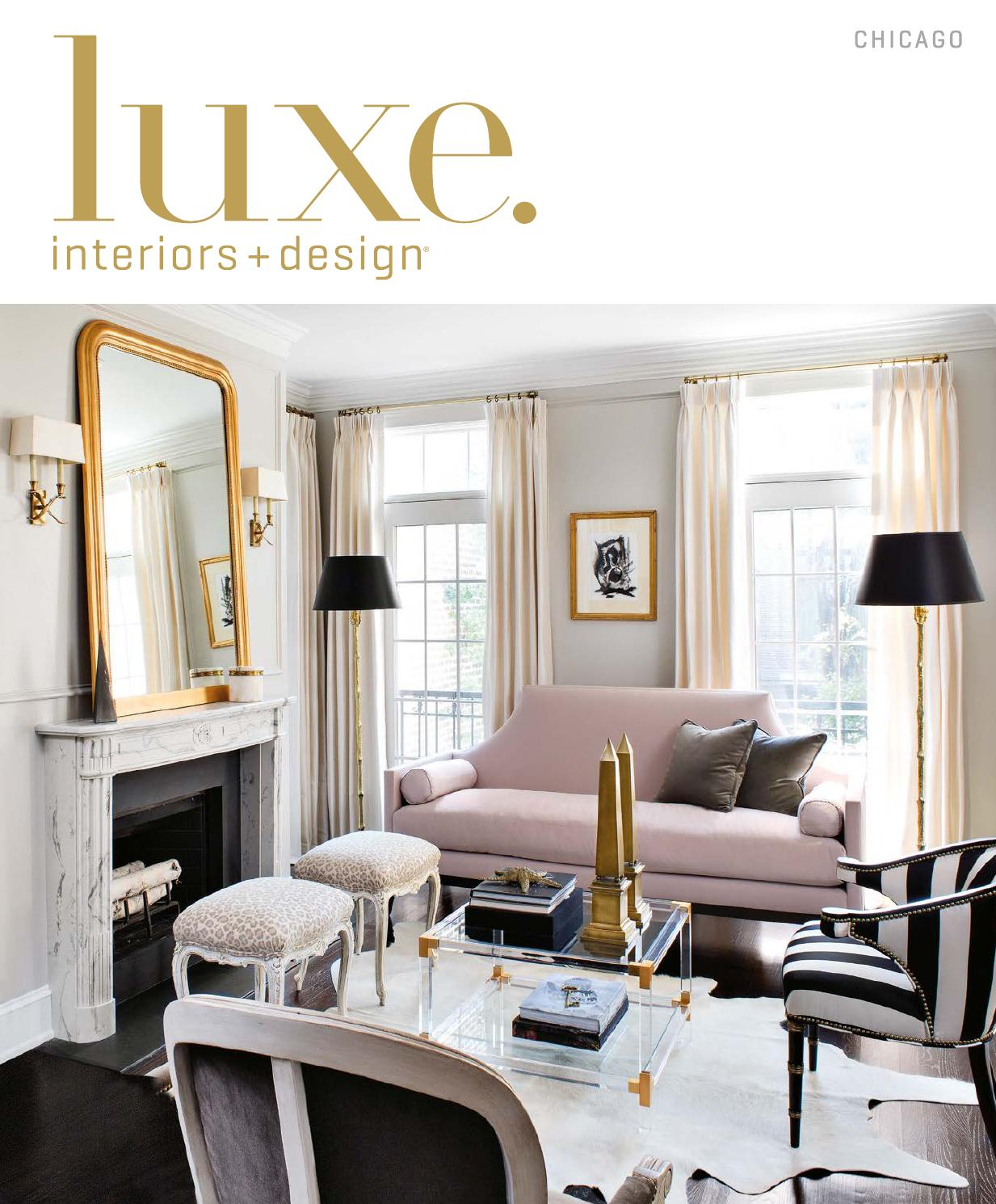 Luxe Magazine March 2016 Chicago