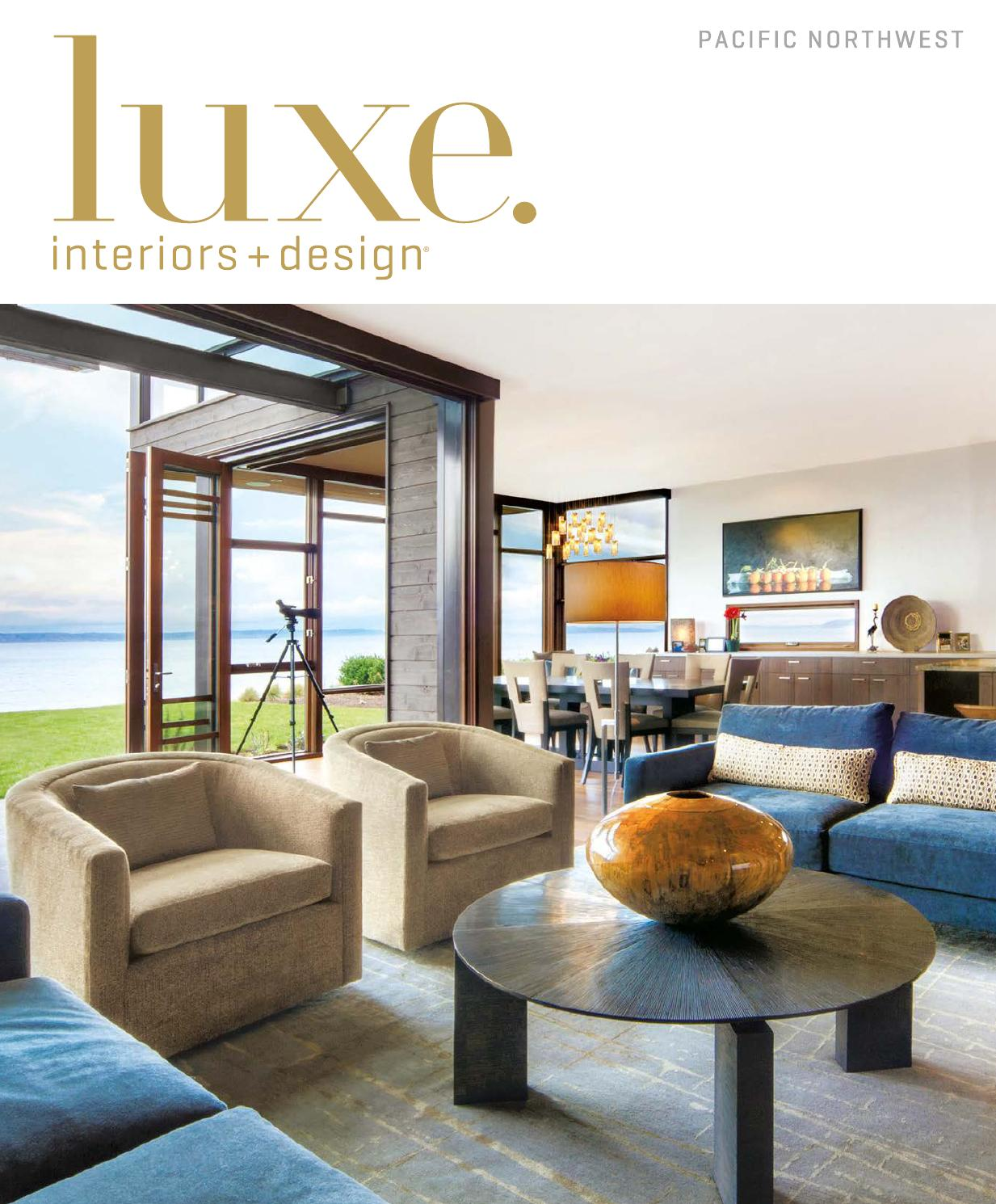28560a0615f5 Luxe Magazine March 2016 Pacific Northwest by SANDOW® - issuu
