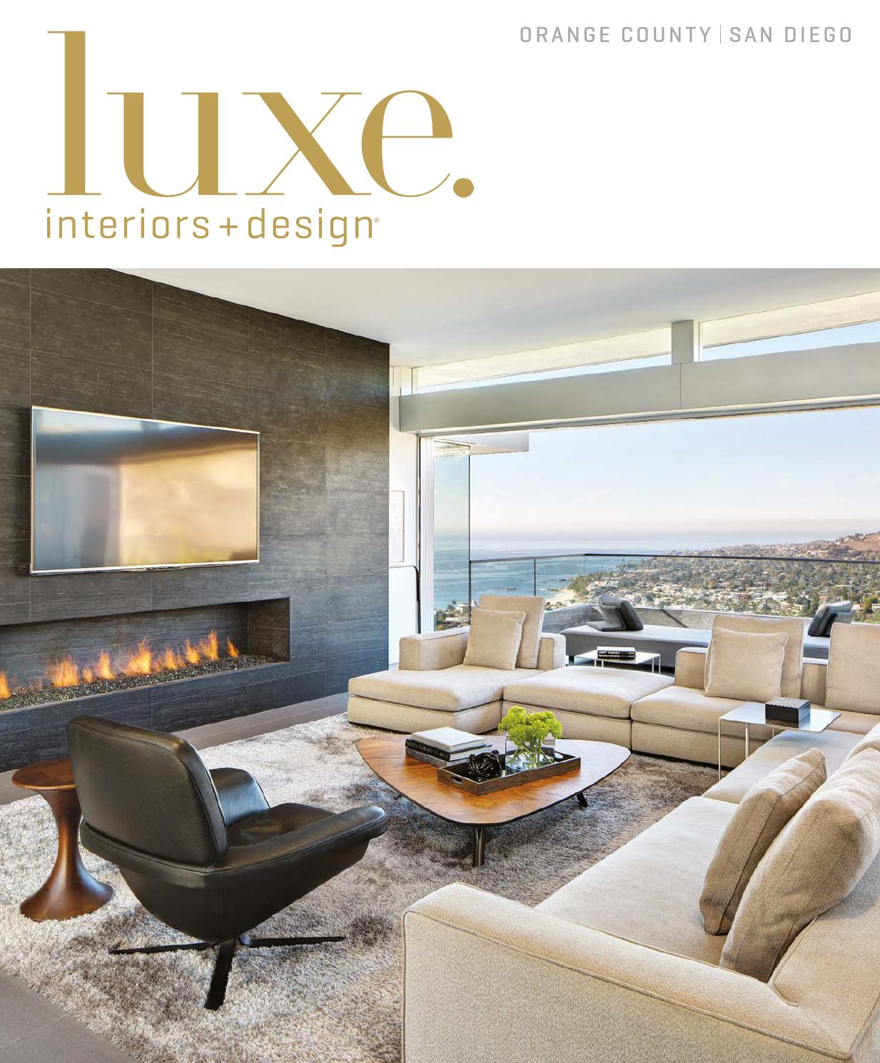Luxe Magazine March 2016 Orange County