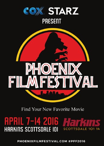 307c8f82b01 2016 Phoenix Film Festival Program by InMedia - issuu