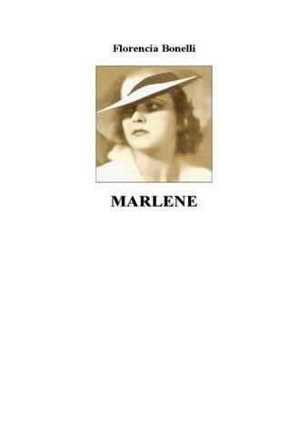 934b0943fda88 Florencia bonelli marlene leido by Chula San Martin - issuu