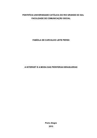 69fc5a6a33663 A internet e a moda das periferias brasileiras - Fabíola de Carvalho ...