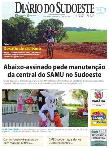 Diário do sudoeste 22 de março de 2016 ed 6597 by Diário do Sudoeste ... dcc902b3d26d2