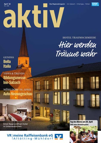 Aktiv Das Regionalmagazin   April 2016 // Nr. 146 By Aktiv Das ...