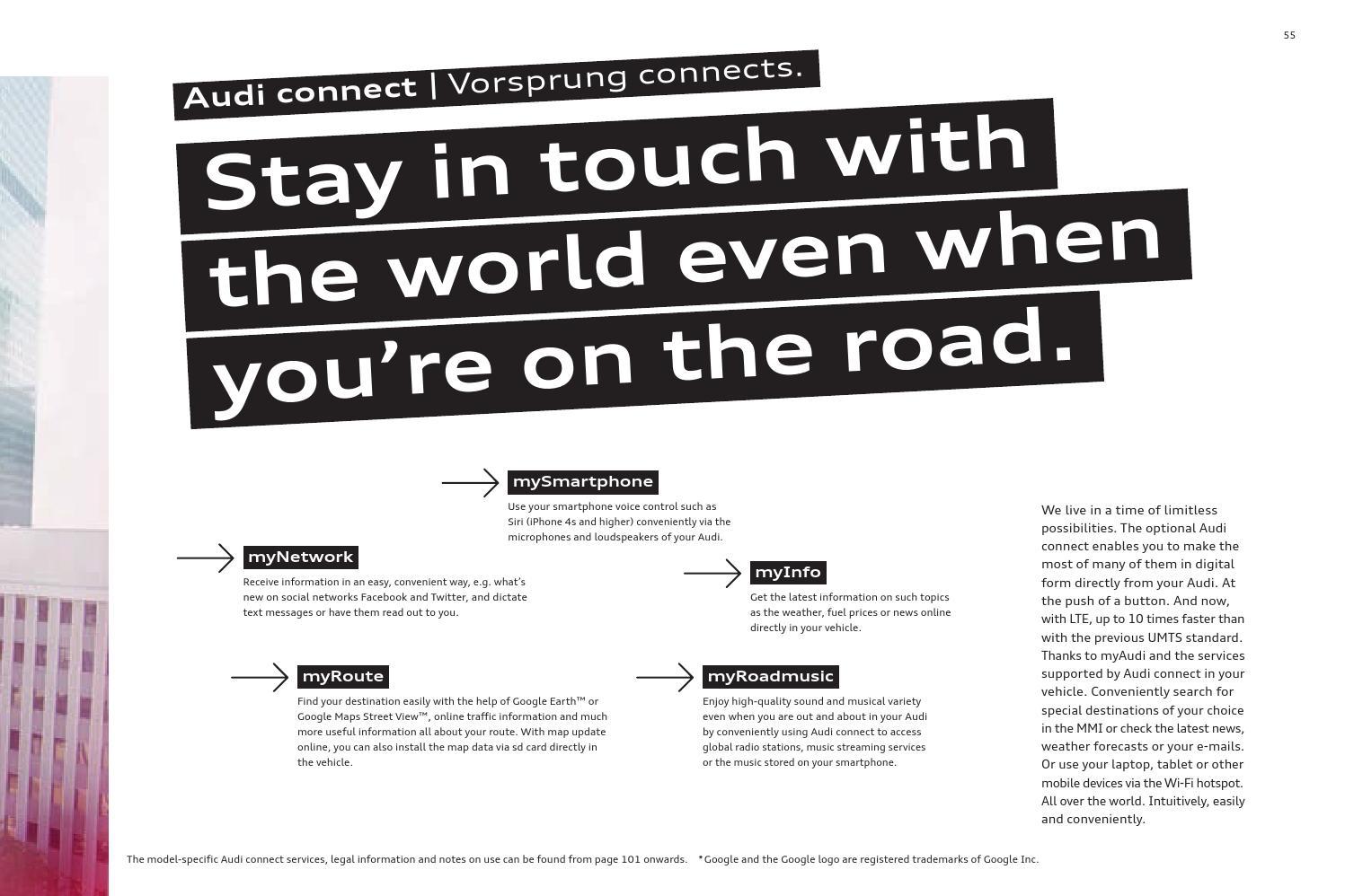 Audi TT -esite by Avidly Agency - issuu
