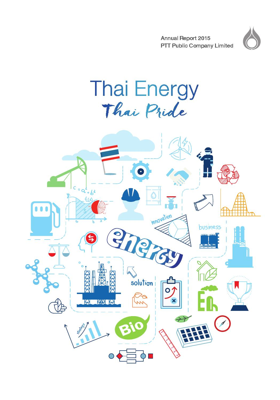 PTT: Annual Report 2015 by shareinvestor shareinvestor - issuu