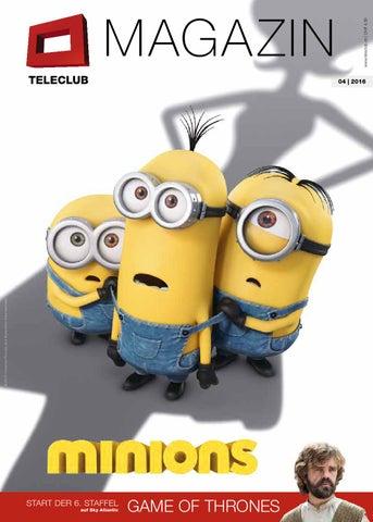 Teleclub Magazin April 2016 By Teleclub Ag Issuu