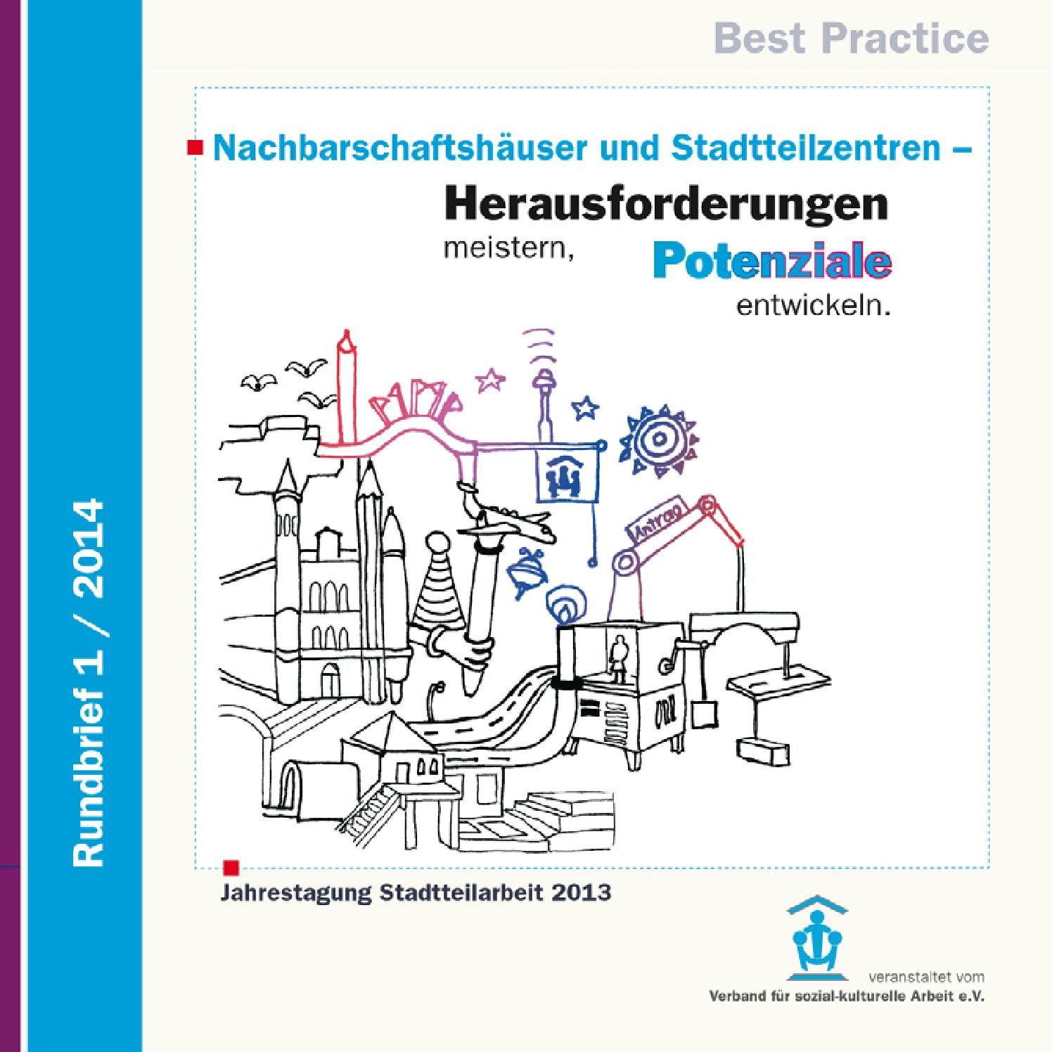 Rundbrief 1-2014 by Rundbrief Stadtteilarbeit - issuu