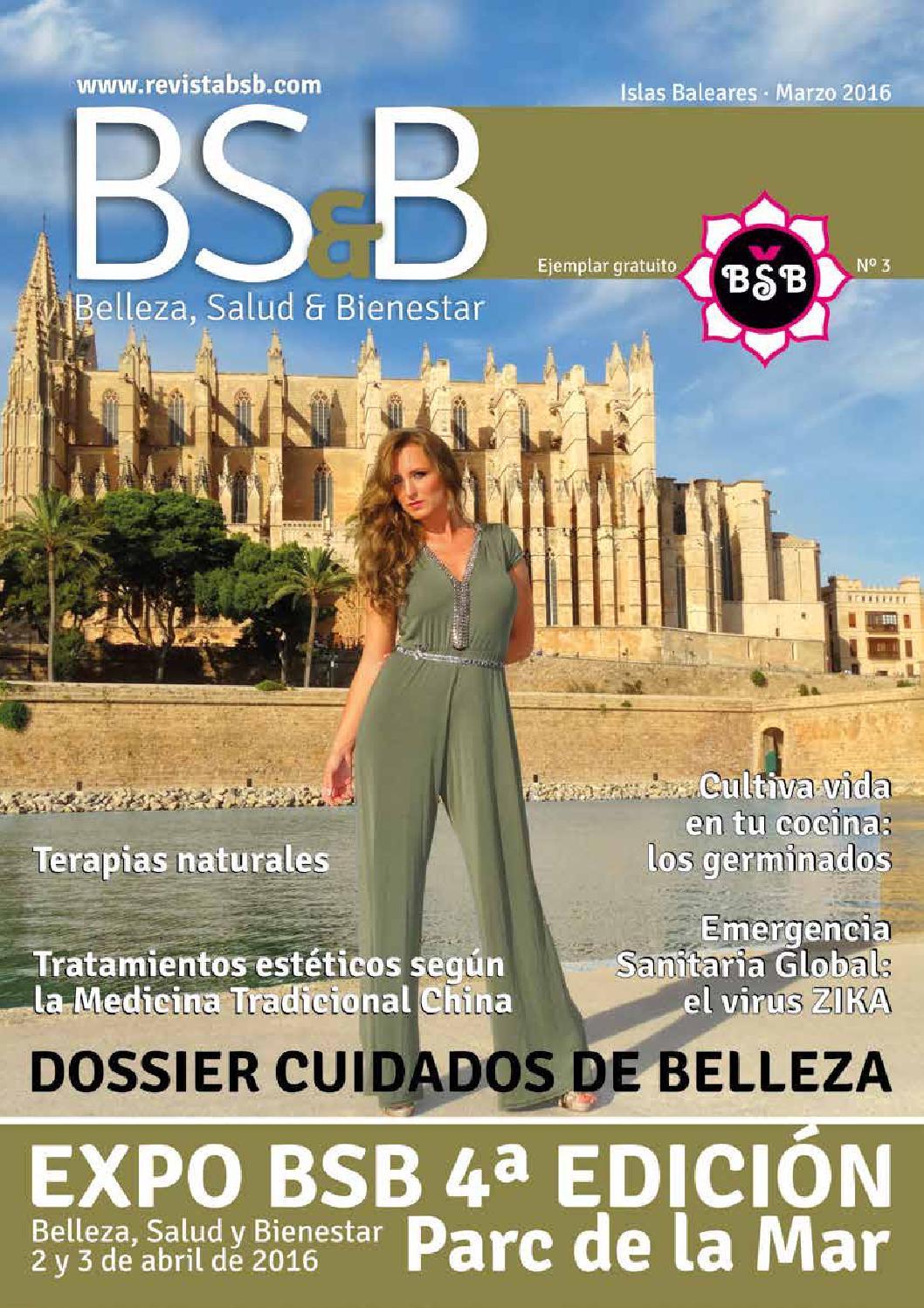 Revista Belleza, Salud y Bienestar Nr3 by Mallorcamente - issuu