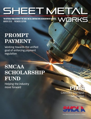 Sheet Metal Works | March 2016 by Lester Publications - issuu
