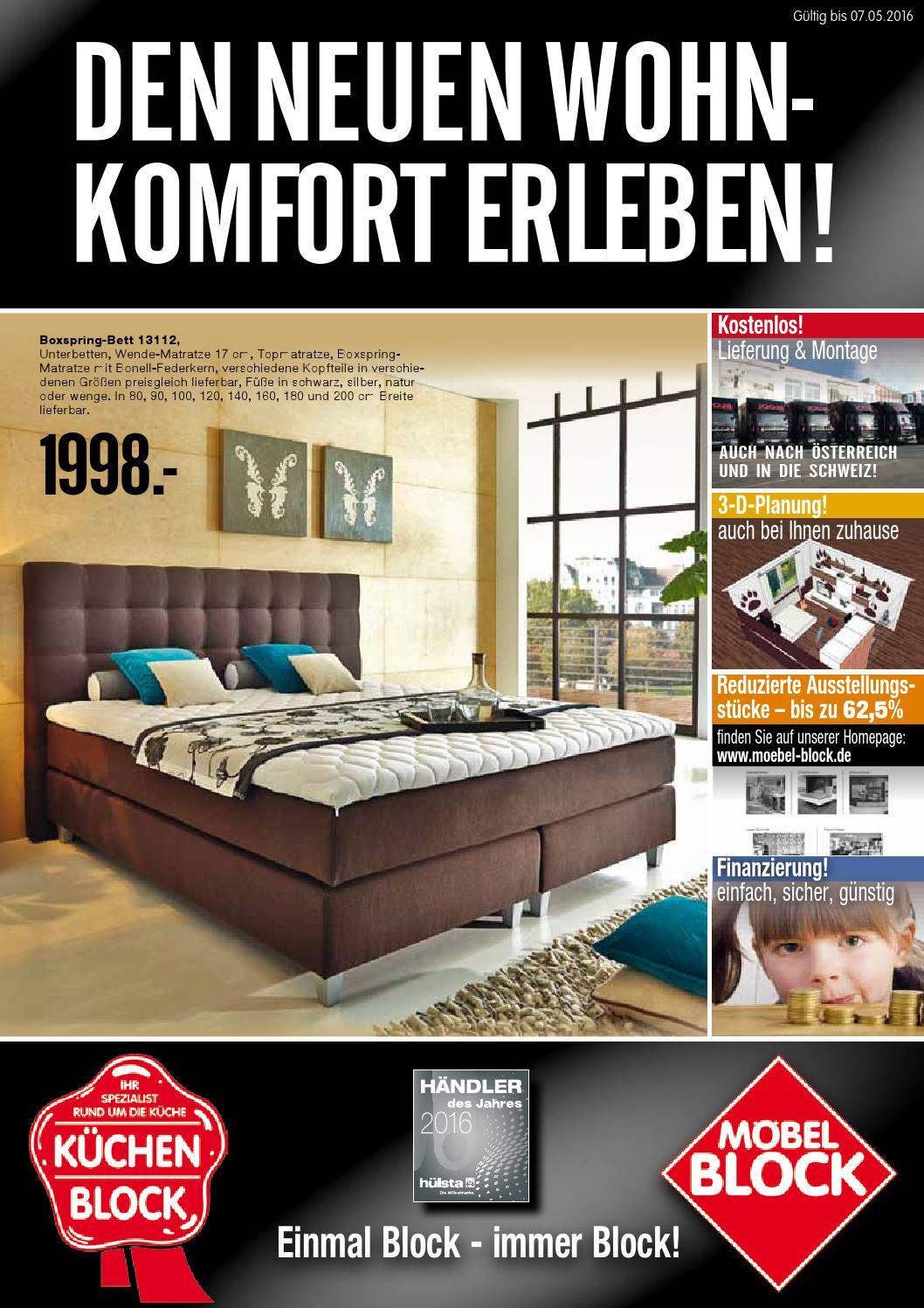 Moebel Block Kw14 By Russmedia Digital GmbH   Issuu