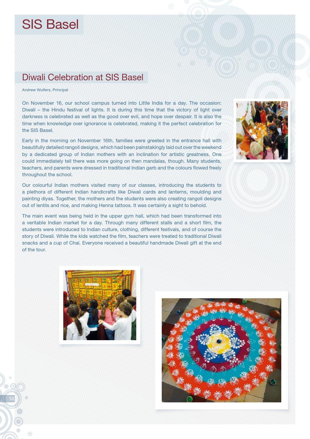 SIS News CH Spring 2016 by SIS Swiss International School