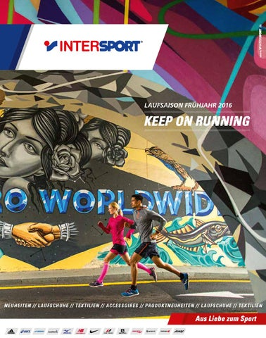 Intersport Kuhn Running Guide Frühjahr 2016 by Intersport