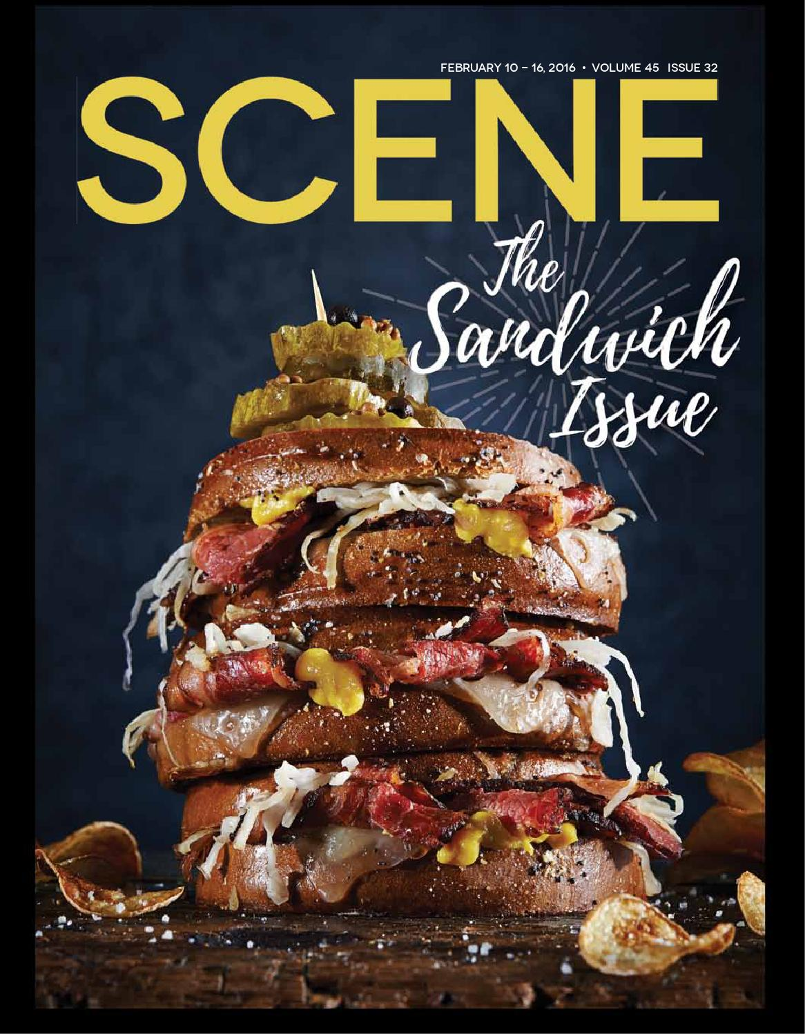 Scene Feb 10, 2016 by Euclid Media Group - issuu