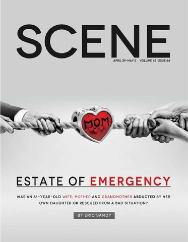Scene April 29, 2015 by Euclid Media Group - issuu