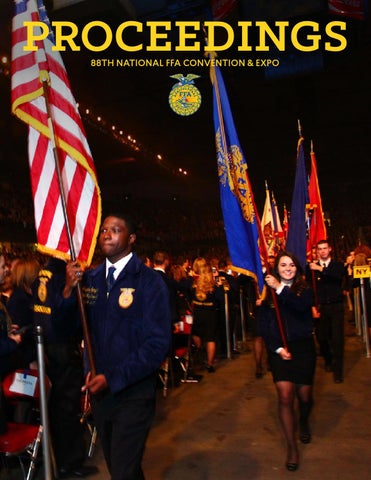 2015 Proceedings By National Ffa Organization Issuu