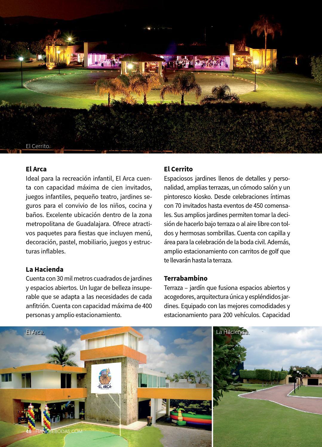Directorio de Proveedores Guadalajara Abril 2016 by Fiancée ...