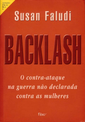 20eb91a2606 Livro backlash by Jannayna Lima - issuu