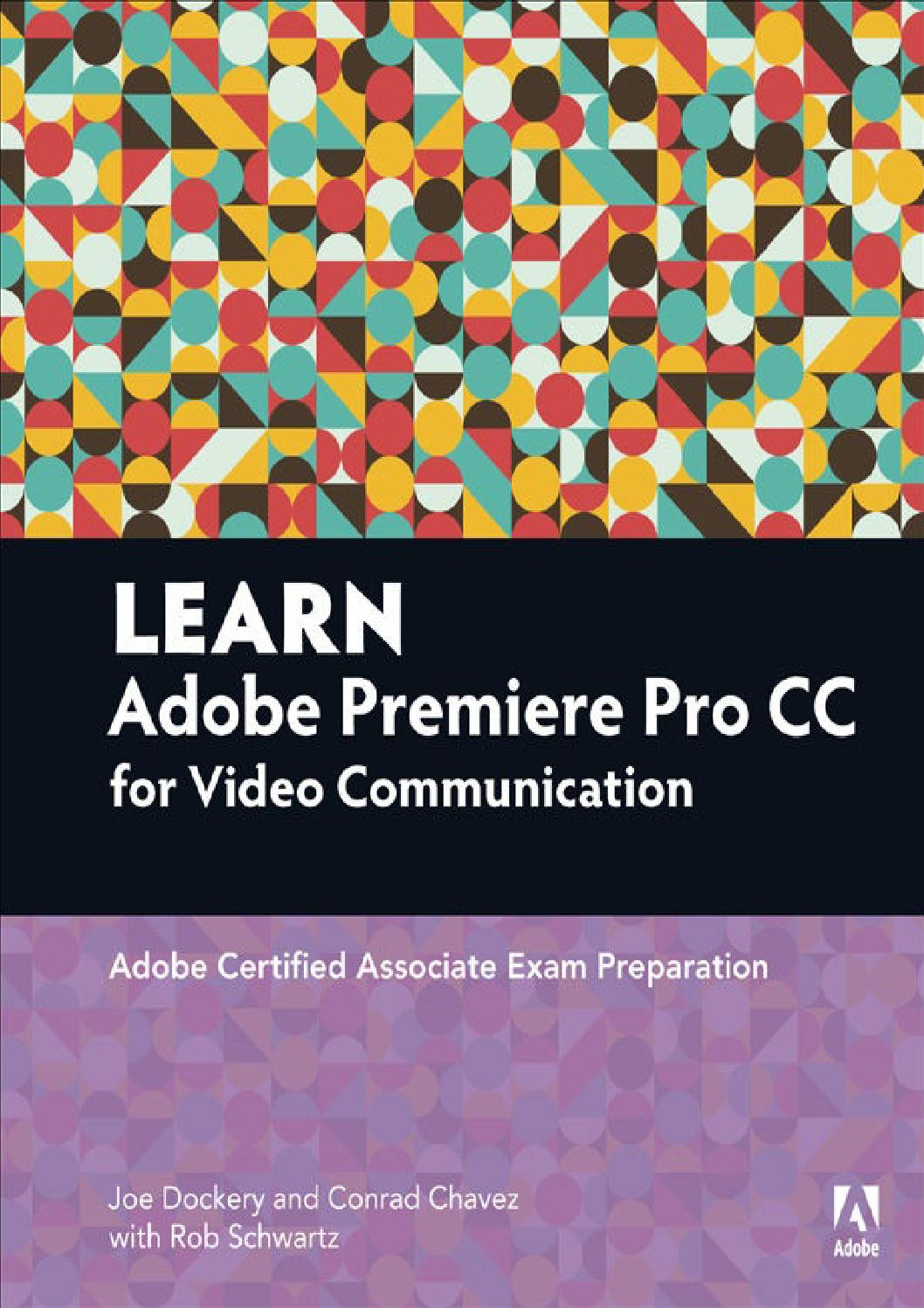 Learn adobe premiere pro cc by arjun fatah - issuu