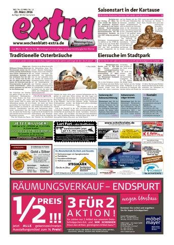 extra Memmingen vom Donnerstag 31 März by rtasign GmbH issuu