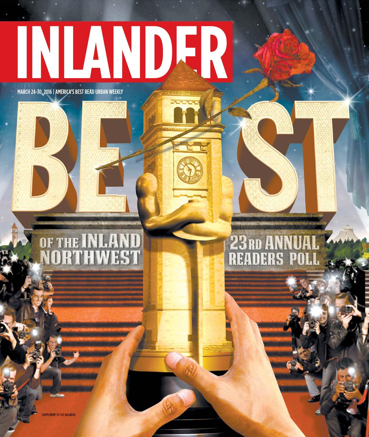 Inlander 03/24/2016 by The Inlander - issuu