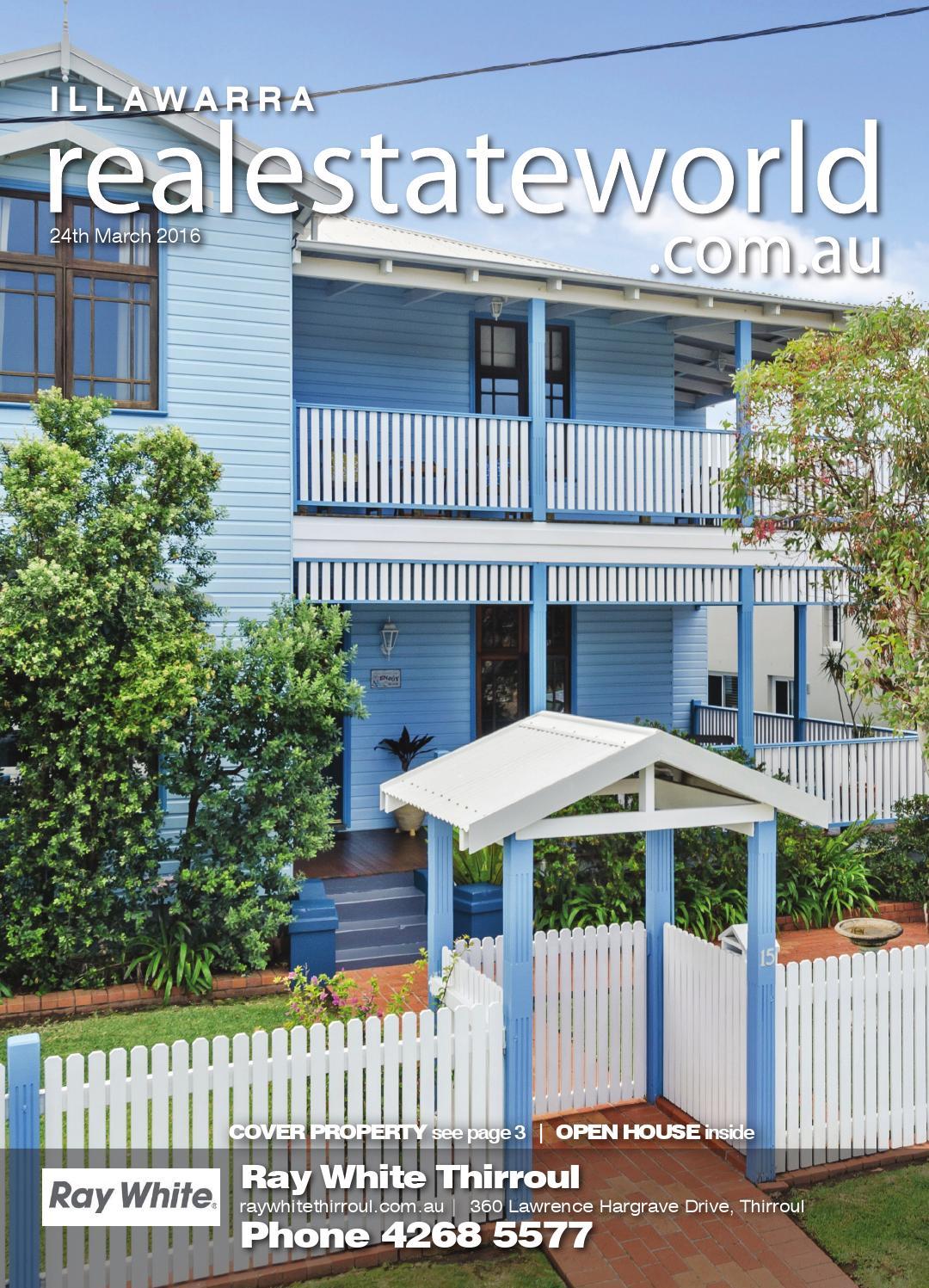 realestateworld.com.au - Illawarra Real Estate Publication, Issue 24 ...