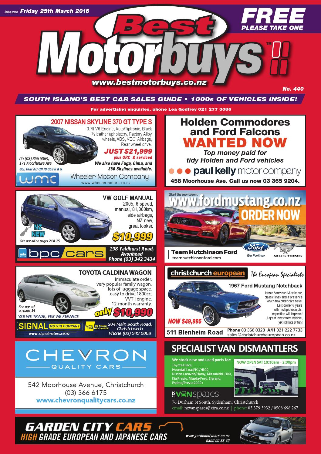 0e34b55ff2 Best Motorbuys 25-03-16 by Local Newspapers - issuu