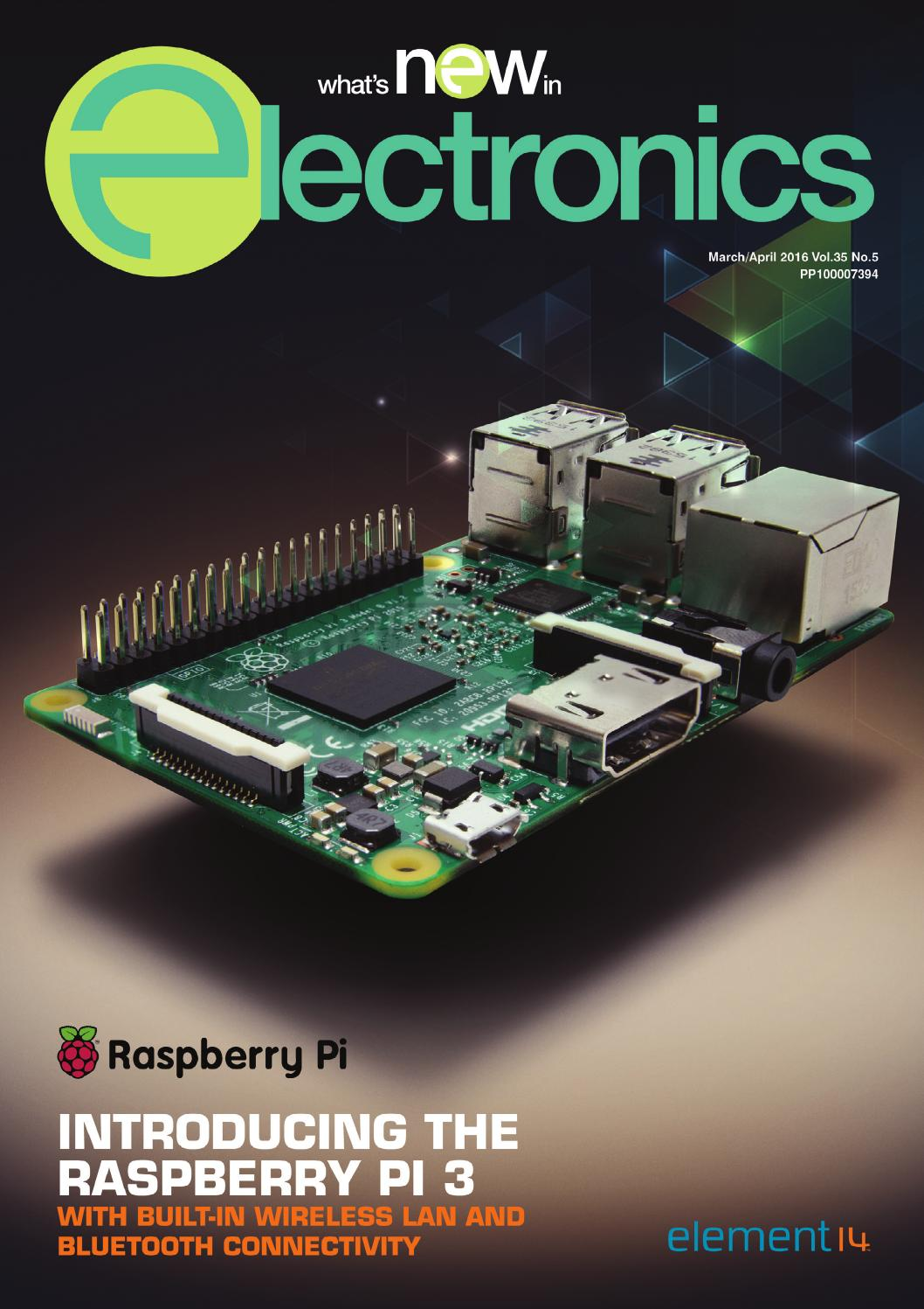 Whats New In Electronics Mar Apr 2016 By Westwick Farrow Media Issuu Fusion Pcb Service Upgraded With Even Lower Pricing Seeed Studio